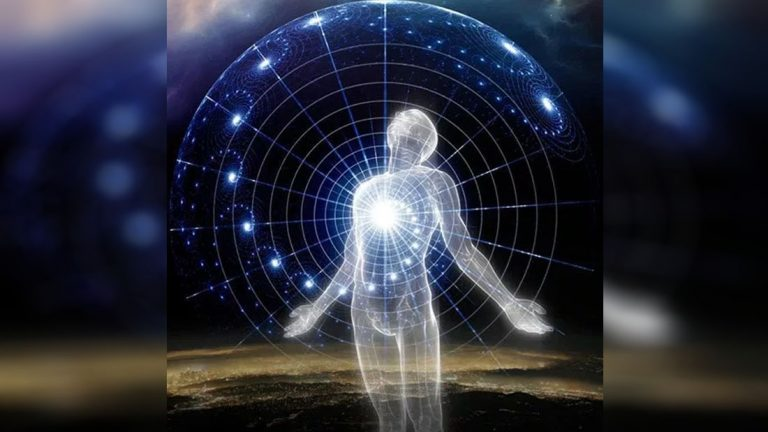 La teoría del salto cuántico espiritual y la recepción de una «energía cósmica».