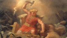 Las deidades del trueno de las distintas culturas