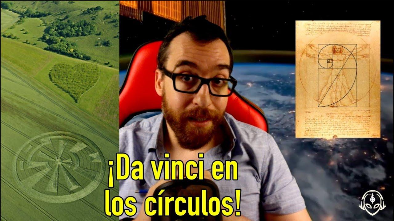 ¡Leonardo Da Vinci En Los Círculos!