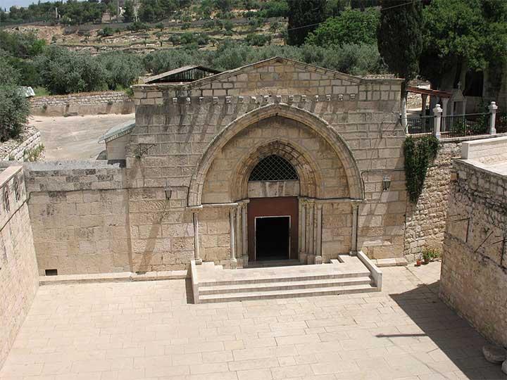 Iglesia del Sepulcro de María