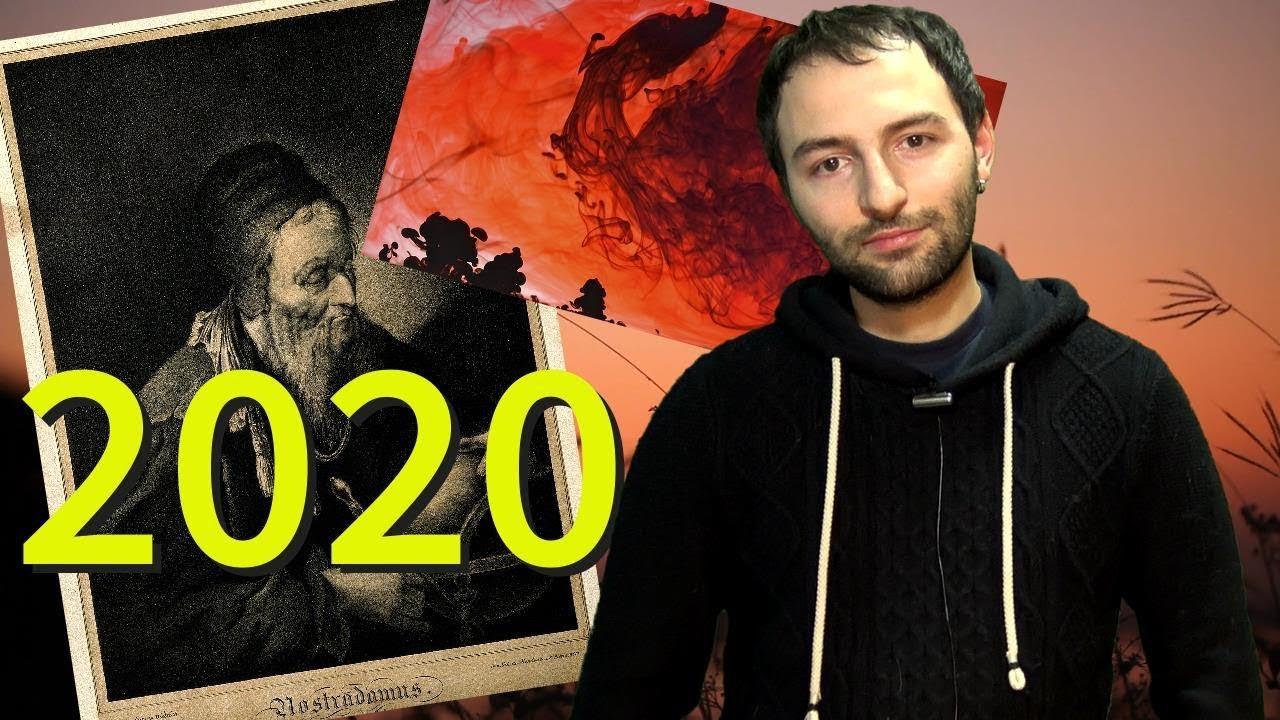 NOSTRADAMUS 2020 ¿Nos están engañando con sus profecías?
