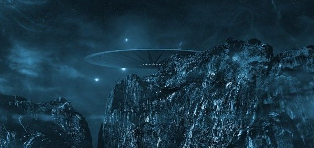 Oficial de la Marina vio 'OVNI de dos millas de ancho' sobre la base