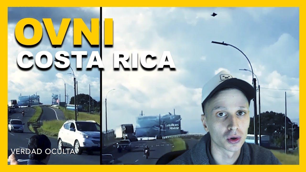 OVNI sobrevuela Aeropuerto Juan Santamaría en Costa Rica