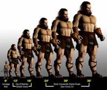 Paco-pacoris: gigantes guardianes de ciudadelas incas en la selva.