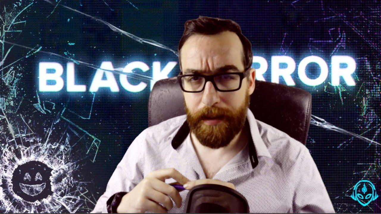 ¿Somos Avatares De BLACK MIRROR?