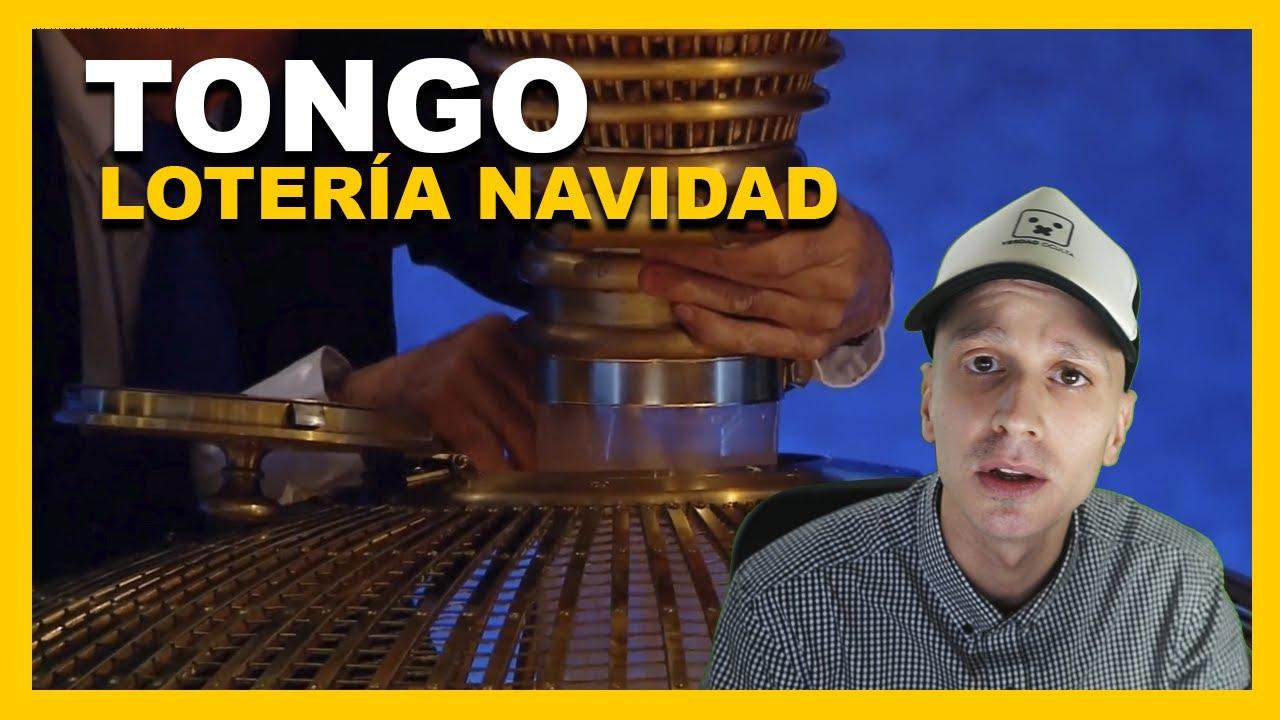 TONGO EN LOTERÍA DE NAVIDAD 2019