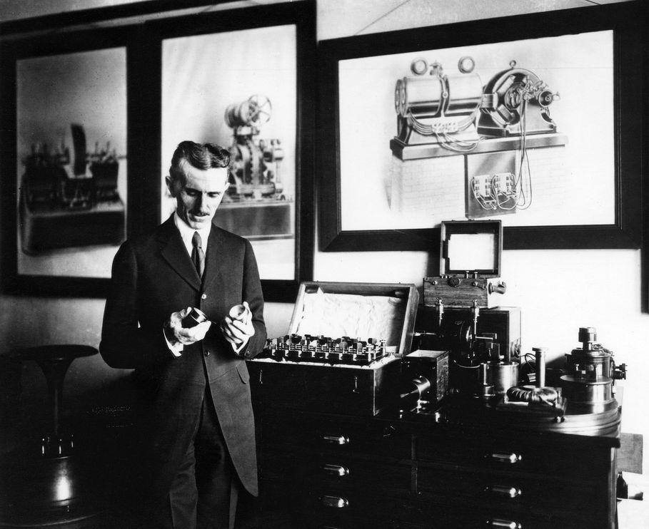 Nikola Tesla se preguntó: ¿por qué los extraterrestres me contactaron?.