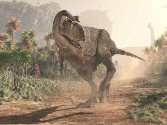 Criatura: Extraños informes de testigos que reportan T-Rexes vivos en Texas