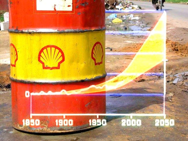 Lo que Shell sabía del cambio climático en 1991: el documental de la polémica