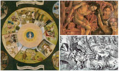Los símbolos de los Siete Pecados Capitales. ¿Los conoces?