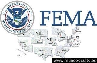 FEMA: El «Gobierno Secreto» de EE.UU.