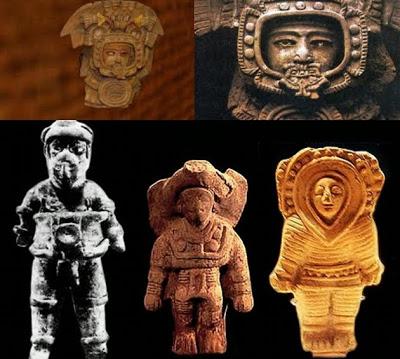 ¿Los antiguos astronautas fueron confundidos por dioses por nuestros antepasados?