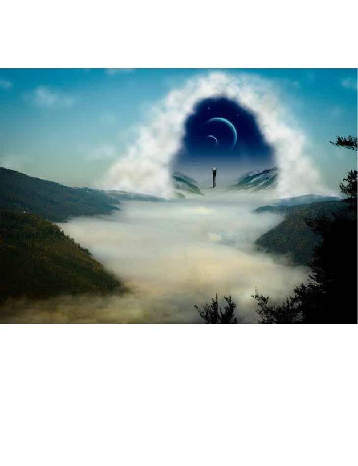 6 Casos de viajes a universos paralelos.