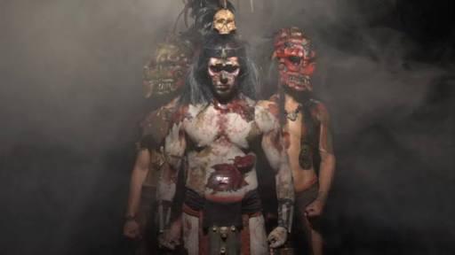 A donde viajan los muertos según los mayas