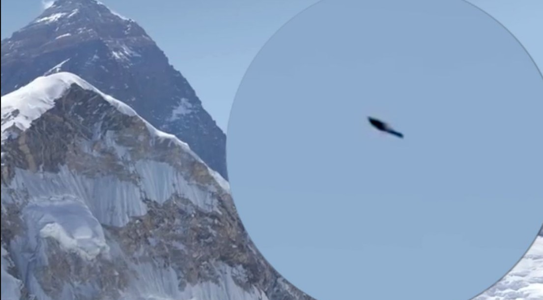 ALASKA, una base alienígena descubierta por un analista de la CIA en Mount Hayes