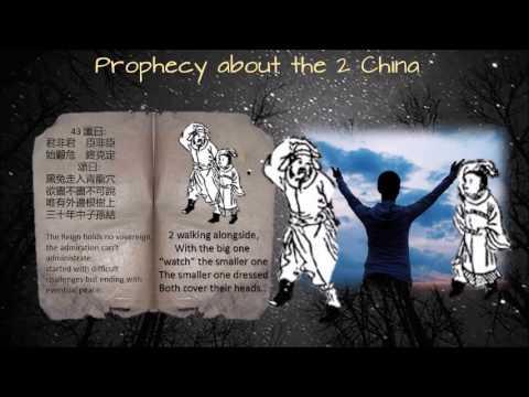 Antiguo manuscrito chino predice Nuevo orden de palabras, guerras y desastres