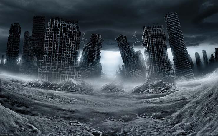 Aparecen los 'cuernos del diablo' sobre el golfo Pérsico, ¿señal apocalíptica?