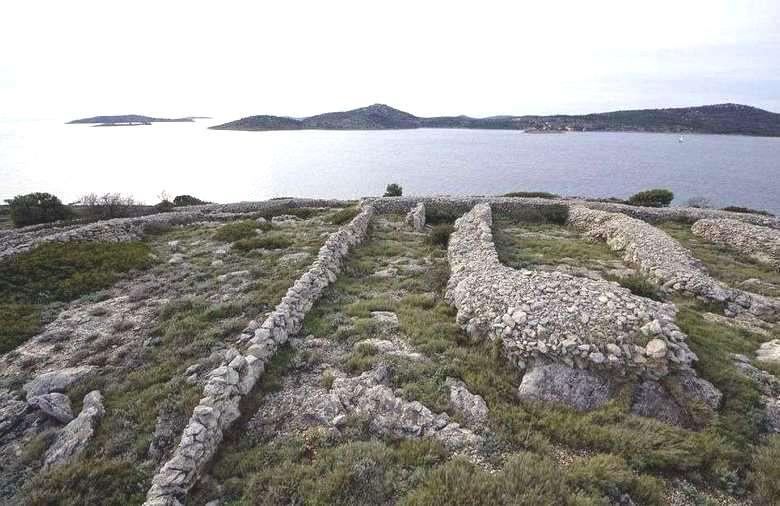 Ballenac - La isla de huella digital