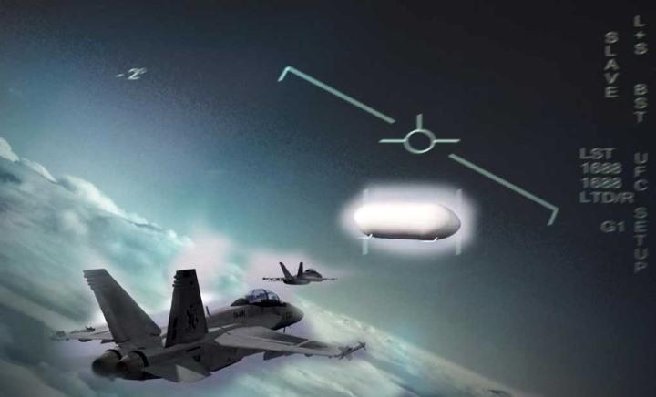 La Marina de los Estados Unidos advierte: «La desclasificación de los ovnis causaría un shock mundial»