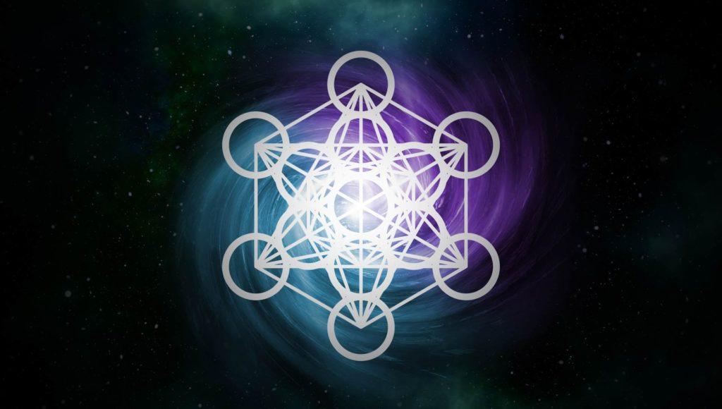 El cubo de Metatron: glifo sagrado relacionado con la estructura del universo