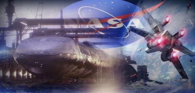 ¿La Marina de EE.UU y la NASA tienen una flota de naves en el espacio completamente activos?