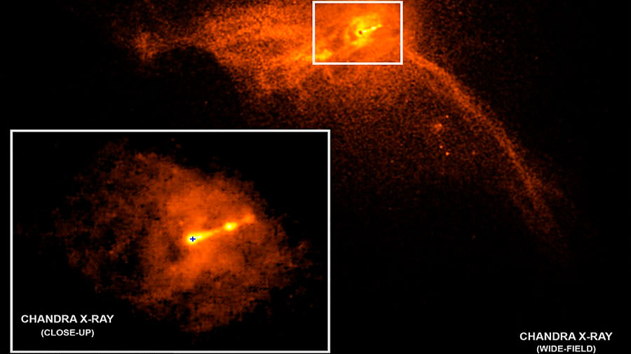 Ciencia: Demuestran partículas a velocidad extrema en el primer agujero negro con foto