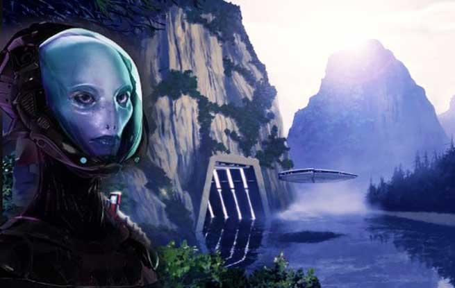 Dalai Lama se refiere a los extraterrestres como «visitantes de otras galaxias que son como nosotros»