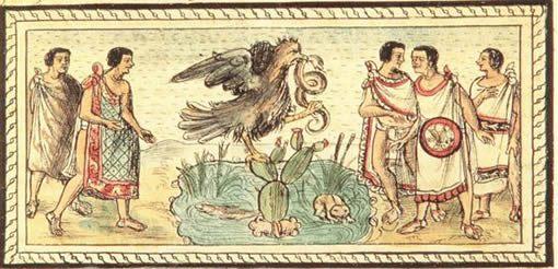 Dioses alados en diferentes culturas ancestrales ¿Coincidencia?