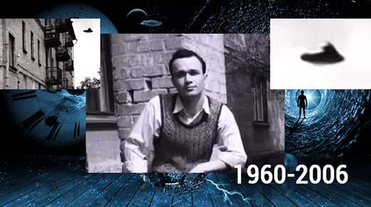 El caso del viajero del tiempo Sergei Panamarenko