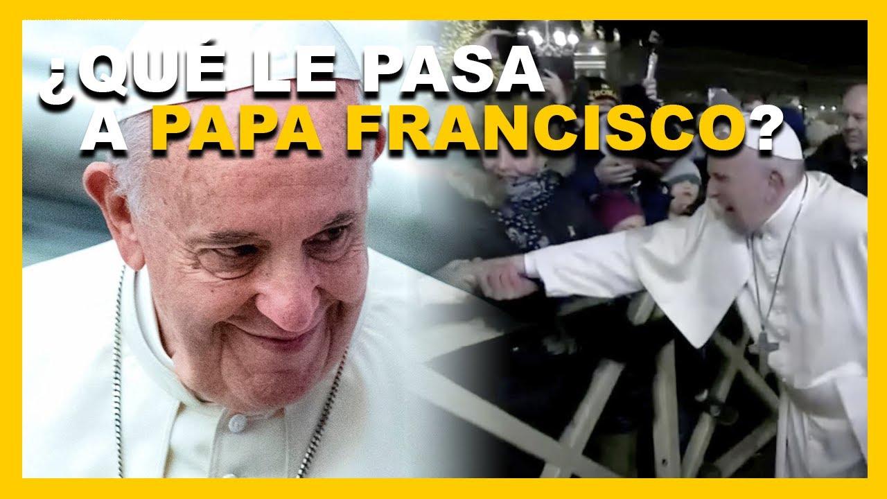 El Extraño Comportamiento del Papa Francisco
