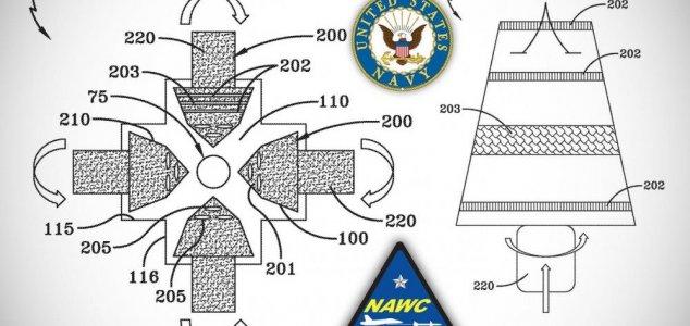 El hombre detrás de las exóticas patentes de la Marina de los EE. UU. Habla