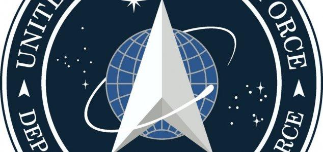 El logotipo de la fuerza espacial de EEUU parece ser de Star Trek