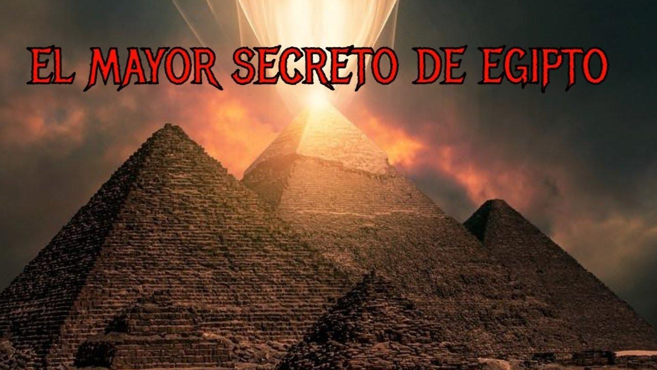 El mayor SECRETO que guardan las PIRÁMIDES y ESFINGE de EGIPTO