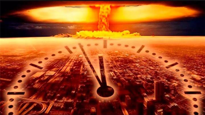 El reloj del fin del mundo se reinicia para acercarse al final: 100 segundos