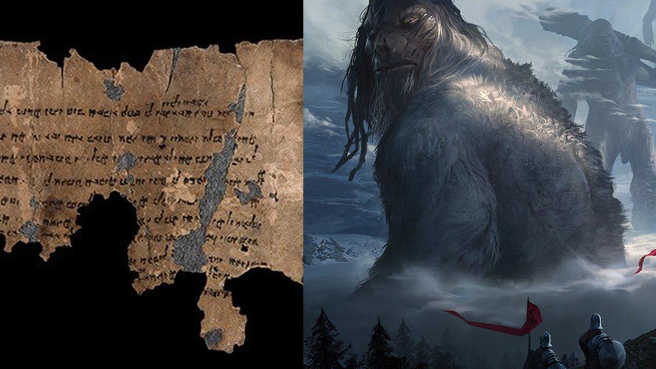 Este antiguo Libro describe como los Gigantes fueron exterminados de la faz de la Tierra.