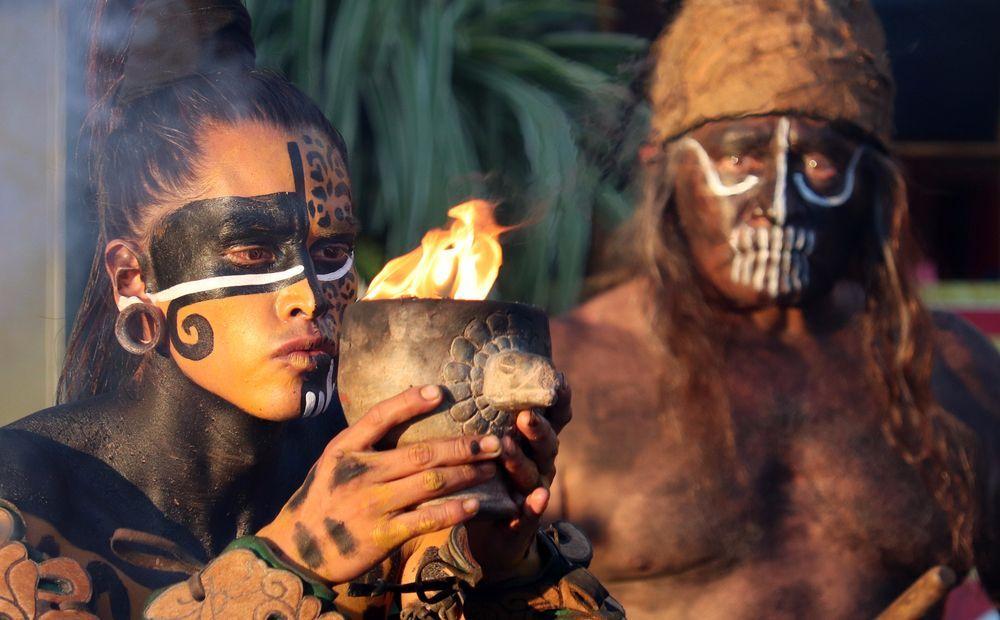 fantasmas aparecidos tradicion maya