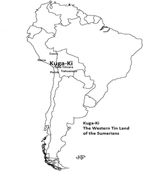 Kuga-Ki, el País del Estaño de los antiguos sumerios