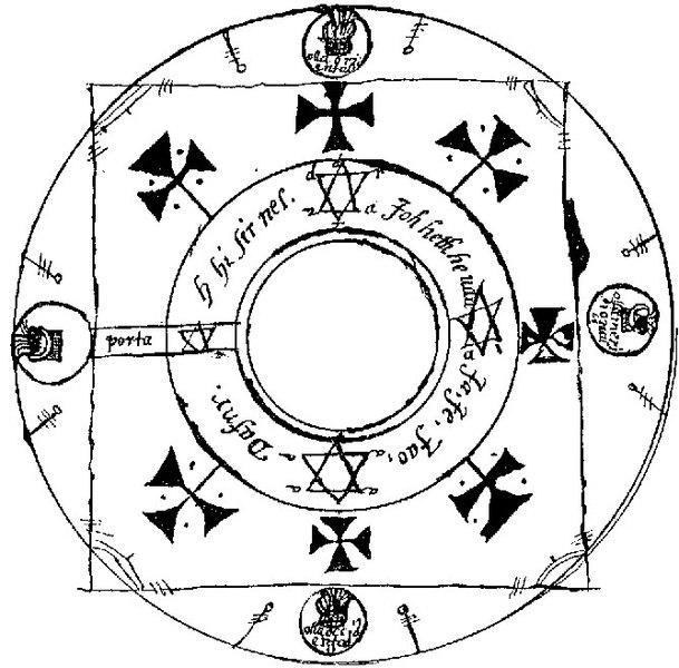 """Grimorios de """"La Llave Menor de Salomón"""" para invocar ángeles y demonios"""