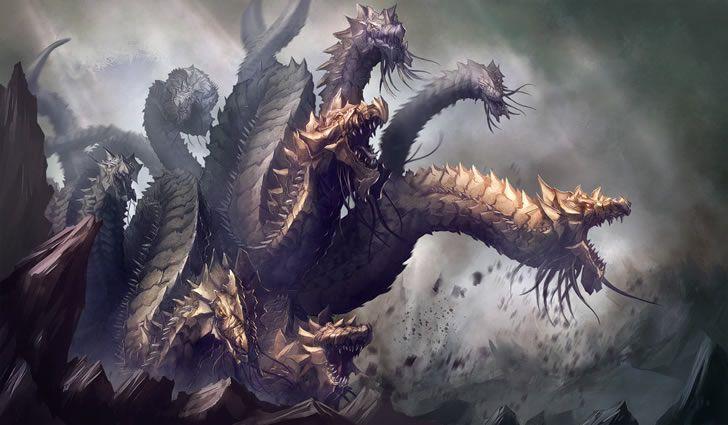 Hidra de Lerna.