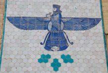Hombres alados o «ángeles» en distintas culturas antiguas y religiones.