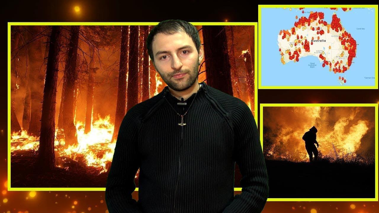 Incendios en Australia, la inquietante verdad que se quiere Ocultar