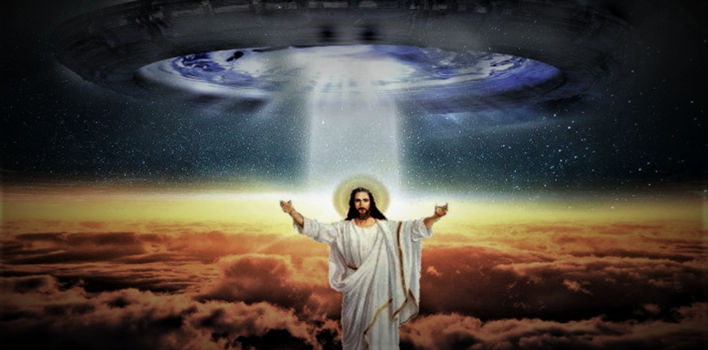 """Jesucristo """"era un extraterrestre"""" que podía cambiar de forma"""