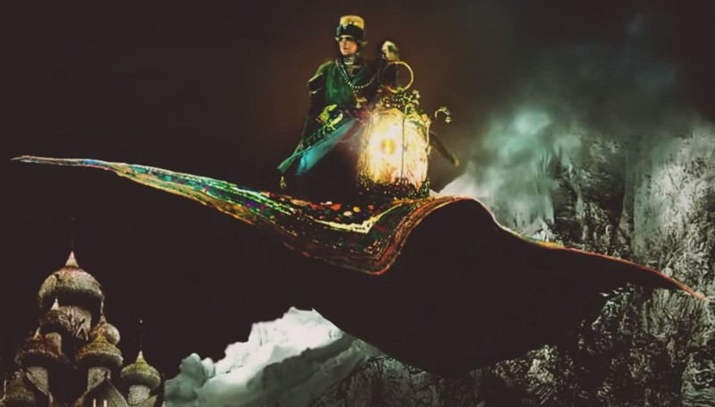 Kebra Nagast: Soberano Salomón y el enigma de las alfombras voladoras