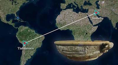 La Fuente Magna: Evidencia de los Sumerios en el altiplano andino