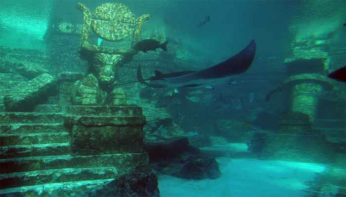 Lemuria y Atlántida: continentes perdidos y origen de las primeras culturas