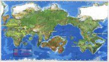 Lemuria y Atlántida: continentes perdidos y origen de las primeras culturas.
