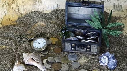 Los 10 tesoros más valiosos de la tierra que siguen perdidos