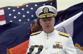 Los ovnis siguen siendo un misterio, dice el almirante estadounidense retirado