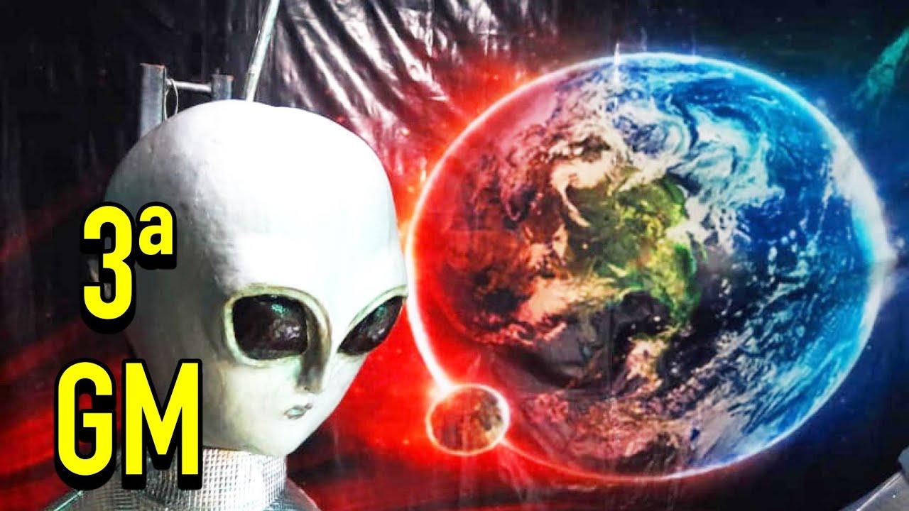 Los OVNIS y la Tensión Mundial ante unaTercera Guerra Mundial