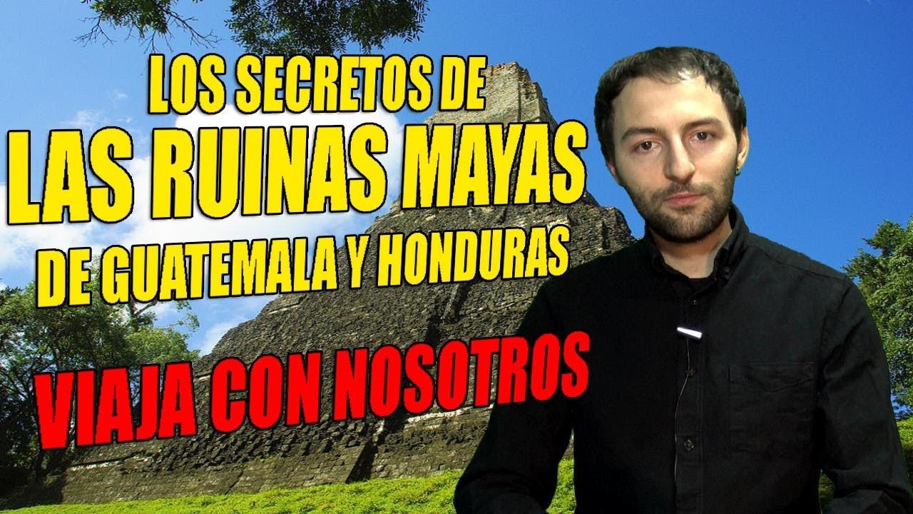 Los secretos de las ciudades Mayas de Guatemala y Honduras – Viaja con nosotros
